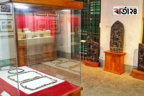 দর্শনার্থী-জনবল সংকটে বরিশাল বিভাগীয় জাদুঘর