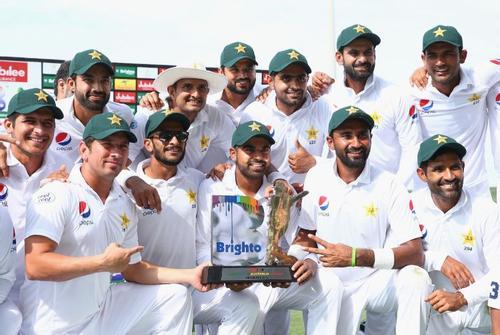 আবুধাবি টেস্টের সঙ্গে সিরিজটাও জিতল পাকিস্তান