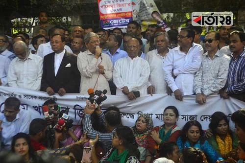 খালেদা জিয়াকে কারাগারে রেখে সংলাপ ফলপ্রসূ হবে না: ফখরুল