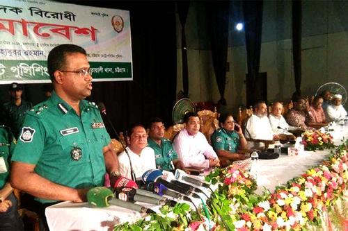 বাংলাদেশকে ইয়াবার মাধ্যমে ধ্বংসের ষড়যন্ত্র হচ্ছে: সিএমপি কমিশনার