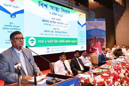শিগগিরই পাঁচ হাজার চিকিৎসক নিয়োগ: স্বাস্থ্যমন্ত্রী