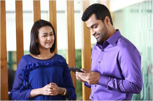 তামিম ইকবালের সঙ্গে চিত্রনায়িকা আইরিন