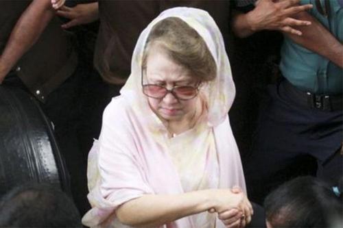 খালেদা অত্যন্ত অসুস্থ, দাবি ফখরুলের
