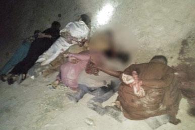 পাকিস্তানে বাস থামিয়ে ১৪ যাত্রীকে গুলি করে হত্যা