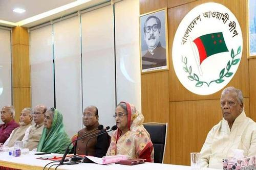 Awami League to be reorganized from grass root level