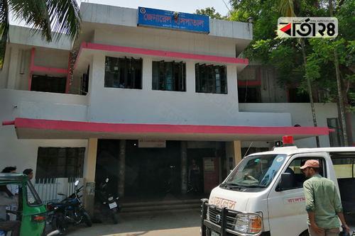 নানা সংকটে রাঙামাটি জেনারেল হাসপাতাল