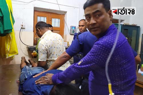কালীগঞ্জে 'বন্দুকযুদ্ধে' পুলিশ সদস্যসহ আহত ৩