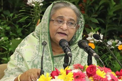 PM apprehends militant attacks in Bangladesh