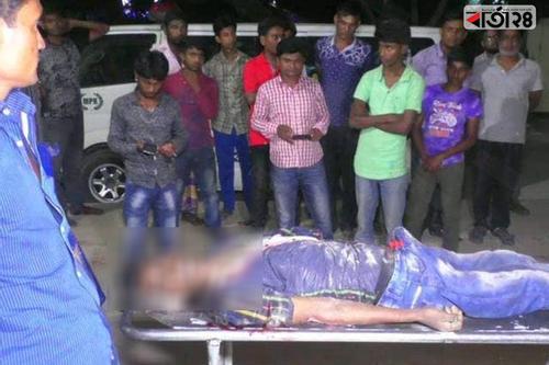 কুষ্টিয়ায় 'বন্দুকযুদ্ধে' মাদক ব্যবসায়ী নিহত, ৪ পুলিশ সদস্য আহত