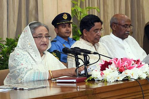 'MP elect of Gonoforum and BNP took oath of their own'