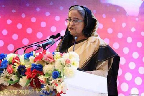Sheikh Hasina stresses on reforming law related to women's rights