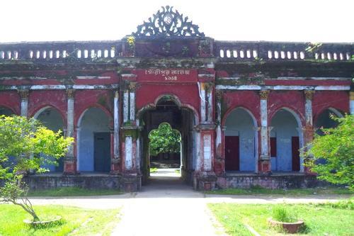 ৫৬ বছরে গৌরীপুর সরকারি কলেজ