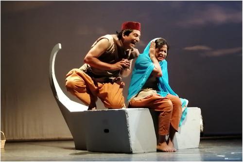 শততম মঞ্চায়নের পথে 'আমিনা সুন্দরী
