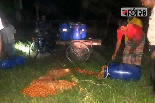 লালমনিরহাটে আলুর কোল্ড স্টোরেজে মিষ্টি, মালিককে জরিমানা