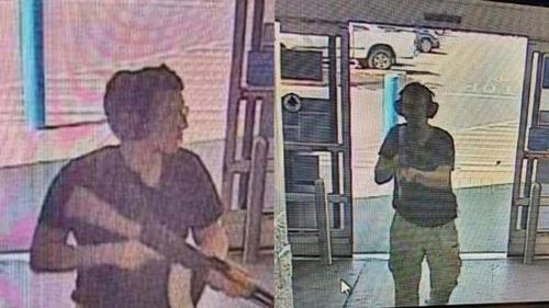 Texas gun attack leaves 20 dead