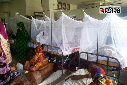 এখনো হাসপাতালে চিকিৎসাধীন ৭৬৫৮ ডেঙ্গু রোগী