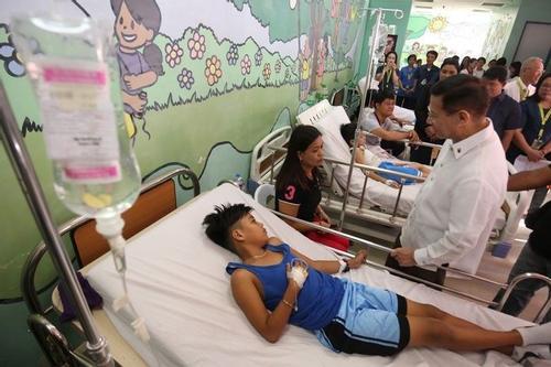 Philippines declares 'national dengue epidemic'