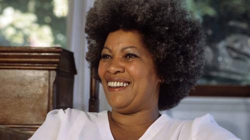 Nobel-prize winning author Toni Morrison dies