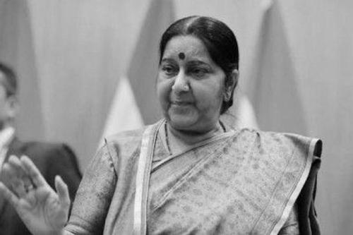 BJP veteran Sushma Swaraj passes away