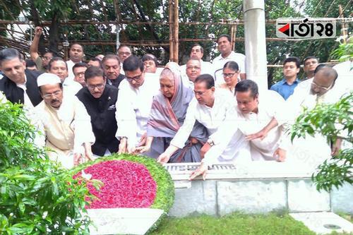 'বঙ্গমাতা ফজিলাতুন্নেছা ছিলেন বঙ্গবন্ধুর রাজনৈতিক..