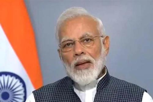 Narendra Modi justifies the abrogation of Article 370