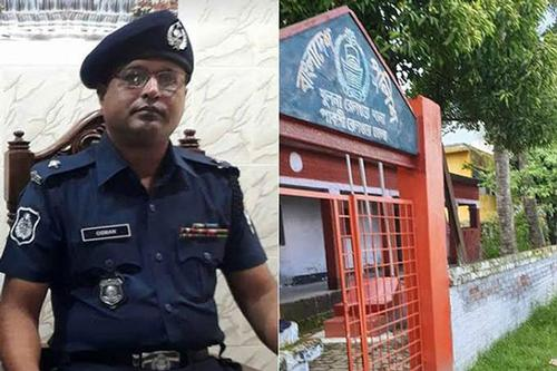 থানায় গণধর্ষণ: ওসিসহ ৫ পুলিশ সদস্যের বিরুদ্ধে মামলা