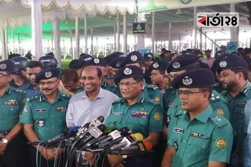 Jainamaj and umbrellas only allowed at Eidgah: DMP