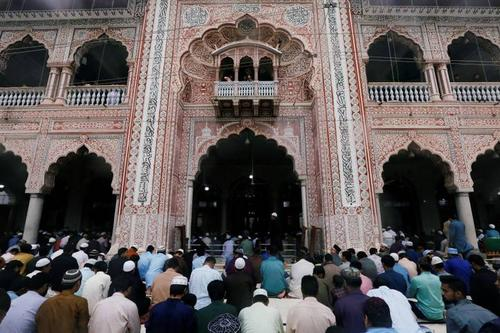 Eid in Kashmir muted as India bans large congregations