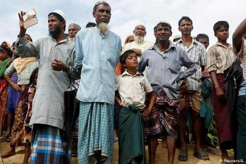 Thirty five hundred Rohingyas likely to go back on August 22