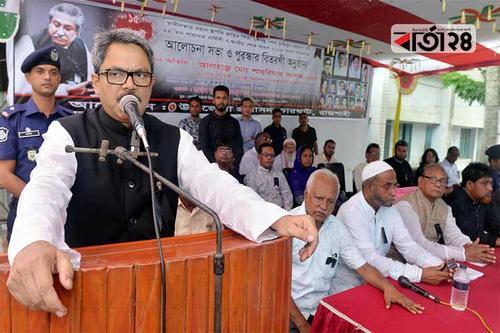BNP-Jamaat is conspiring abroad: Shahriyar Alam