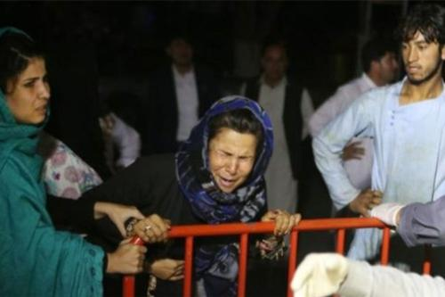 আফগানিস্তানে বিয়ের অনুষ্ঠানে বোমা হামলায় নিহত ৬৩