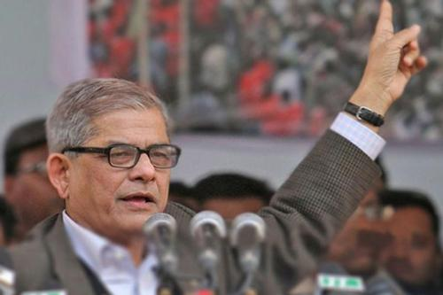 BNP to draw global attention to push for Khaleda's release