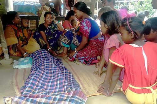 ঠাকুরগাঁওয়ে পুকুরে ডুবে ভাই-বোনের মৃত্যু