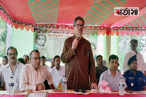 'শুধু বাংলাদেশেই সব ধর্মের উৎসবে সরকারি ছুটি হয়'