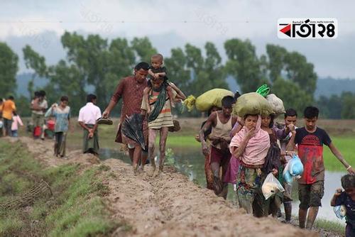রোহিঙ্গাদের ফেরাতে মিয়ানমারের দোষারোপ, বাংলাদেশের প্রতিবাদ