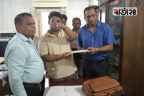 রংপুর-৩ আসনে জাপার মনোনয়নপত্র নিলেন এসএম ইয়াসির