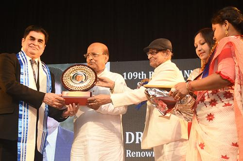 Dr. H.B.M. Iqbal received Prestigious Mother Teresa Award