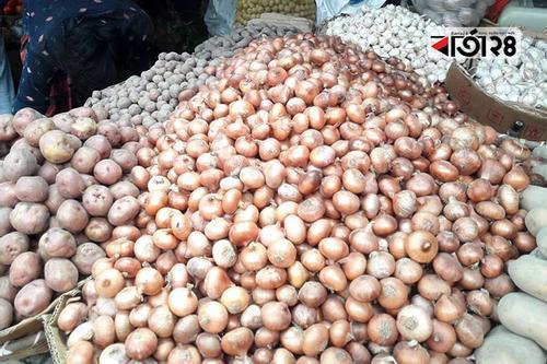 খুচরা বাজারে কমেনি পেঁয়াজের দাম