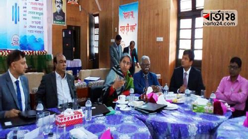 ১৩ শতবর্ষী কলেজের উৎকর্ষ সাধনে কর্মশালা