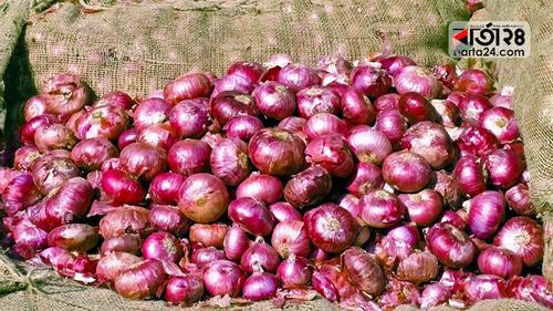পশ্চিমবঙ্গে বিদেশি পেঁয়াজ আসছে ২০০ টন