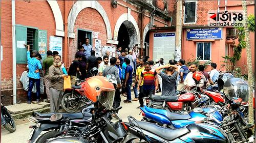 ময়মনসিংহ 'বিআরটিএ' কার্যালয়ে ১০ মাসের আবেদন ১ মাসেই