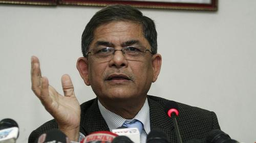 Court issues contempt rule upon ten including Mirza Fakhrul