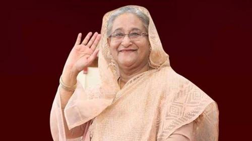 Sheikh Hasina agrees to be the president of CVF