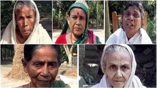 Ten Naogaon war heroines get recognition of Freedom Fighter