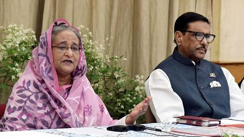 'The sickness of Khaleda Zia is old one, not new'- Sheikh Hasina