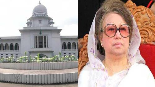 Fracas at court during Khaleda bail hearing