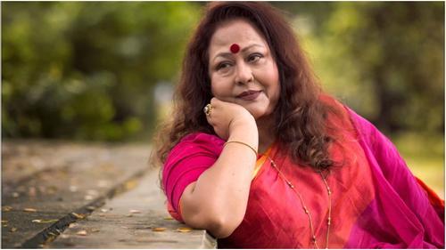 'সৃষ্টি সুখের উল্লাসে' দিলরুবা খান