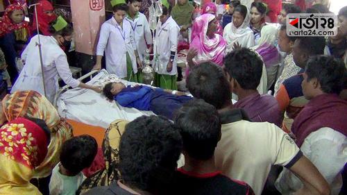 ঠাকুরগাঁওয়ে পিকআপের ধাক্কায় স্কুল ছাত্রী নিহত