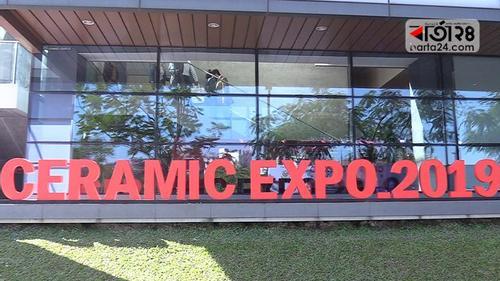 Grand Ceramic Expo -2019 atBashundhraConvention center