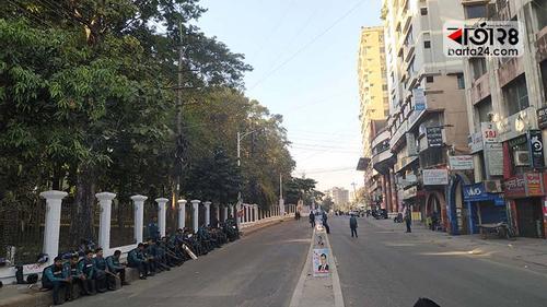 চট্টগ্রাম উত্তর জেলা আ.লীগের সম্মেলন ঘিরে নগরে উত্তাপ